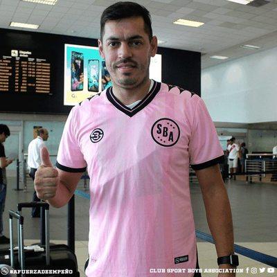 Sport Boys presentó a Luis Cáceres