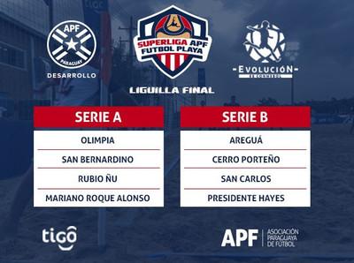Superliga de Playa va a Encarnación