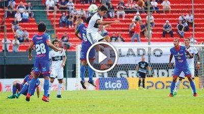 Independiente CG vs Olimpia (1-1) Goles, Resumen, Resultado, Apertura 2017