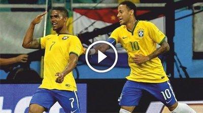 Brasil vs Perú (3-0) Goles Resumen Resultado Eliminatorias Rusia 2018