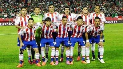 Paraguay sube 5 puestos y es el 38º del Ranking FIFA