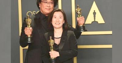 Película coreana marcó historia y se llevó el Oscar