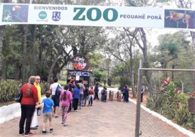 Plantean debate para analizar cierre gradual del zoológico de Asunción