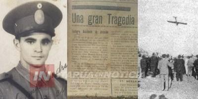TRÁGICO ANIVERSARIO: HACE 69 AÑOS UN AVIÓN DECAPITABA A UNA MULTITUD EN ENCARNACIÓN