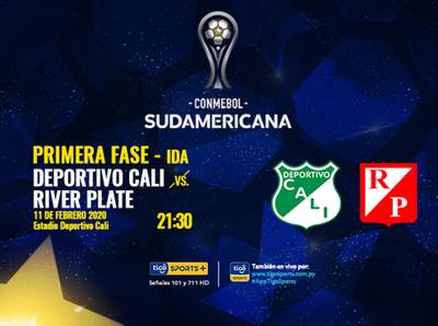 Histórico estreno de River Plate en el ámbito internacional
