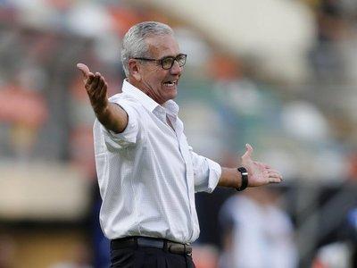 Goyo Pérez lamenta que el partido ante Cerro sea a puertas cerradas