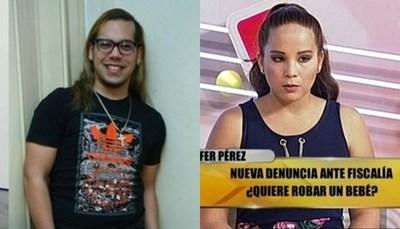 "Joven escrachó a Fer Pérez: ""Un perro da la vida por sus hijos"""