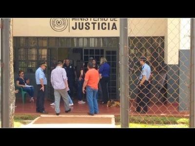 Estados Unidos realizará un relevamiento de crisis penitenciaria en Paraguay