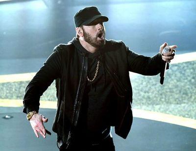 Eminem desmiente que no fuera a los Oscar de 2003 por un caso de censura