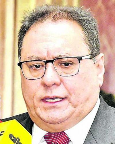 ANR: Operación cicatriz implica unidad colorada y no pacto de impunidad con Horacio Cartes, según Alderete