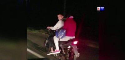 Le robaron el celular y los siguió por 5 kilómetros
