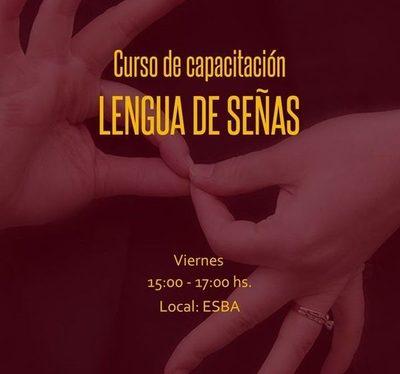 Inicia el viernes curso gratuito de Lengua de Señas