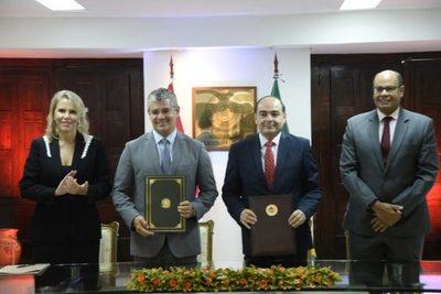 Paraguay y Brasil firman acuerdo automotriz