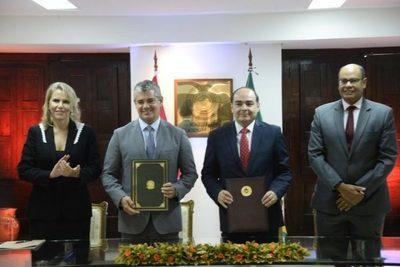 Paraguay y Brasil firman histórico acuerdo automotriz que dará impulso al sector