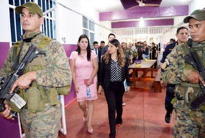 Fuga en Pedro Juan: Fiscalía está terminando pericia de circuito cerrado
