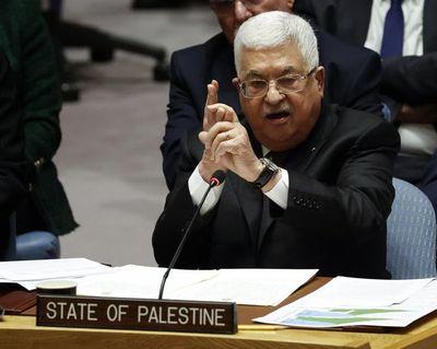 Abas fustiga plan de paz israelo-palestino de EE.UU. ante ONU