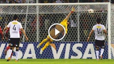 Golazo de Jonathan Fabbro a Colo Colo cumplió 6 años (Vídeo)