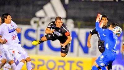 Nacional vs Olimpia (2-0) Resumen y Goles Apertura 2014