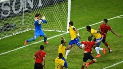 Brasil vs Mexico (0-0) Resumen y Jugadas Copa Mundial 2014