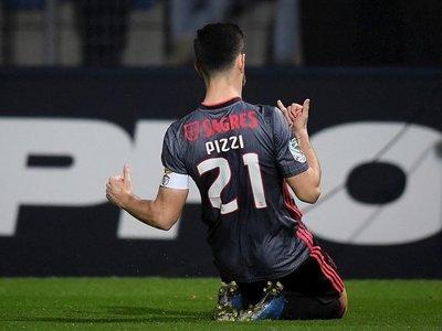 El Benfica, primer finalista de la Copa lusa