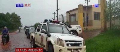Menores se escapan del Centro Educativo de Pedro Juan Caballero