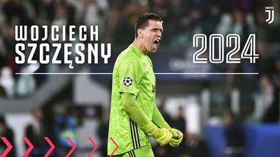 Szczesny renueva con la Juventus