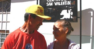 El día del amor en la esquina 14 de Febrero