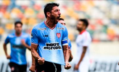 HOY / El River de Fossati vence al Grau peruano en la Sudamericana