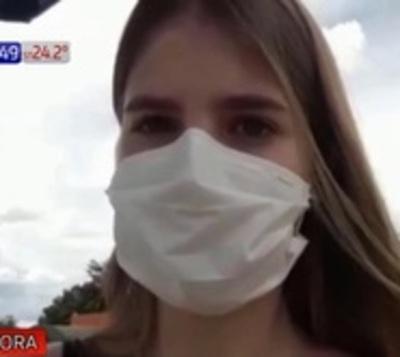 Paraguaya relata los protocolos para salir de Wuhan