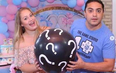 Víctor Gavilán y Nicole Sautu anunciaron el sexo de su tercer bebé