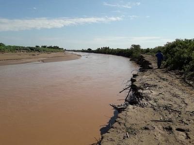 Chaco: Obras fueron claves para mantener ingreso ininterrumpido del Pilcomayo