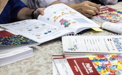 En Cordillera destacan buen rendimiento de los alumnos con la implementación del libro Matemáticas Paraguay