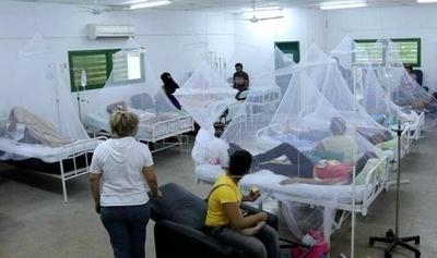 HOY / 1.400 funcionarios de Salud presentaron reposo por dengue