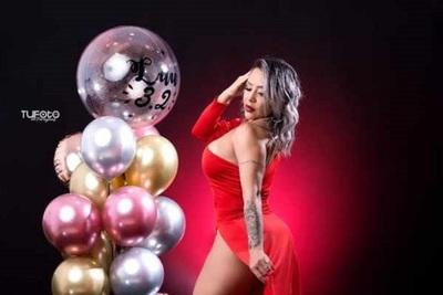 Laura Brizuela celebra sus 32 años