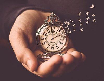 ¿Por qué el tiempo no te alcanza para nada?