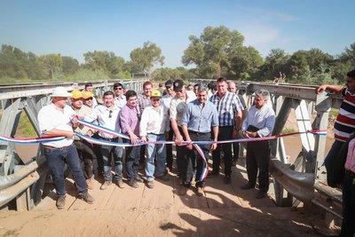 Gobierno habilita nuevo camino en el Chaco que ahorra 200 km el viaje hasta Asunción