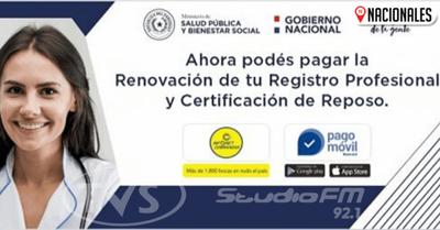 Ministerio de Salud recuerda que visación de reposos puede ser realizada vía web