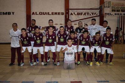 Limpio y Villarrica se anotan para la final del nacional de fútbol de salón