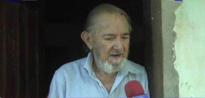 Roban G. 80 millones a abuelito enfermo