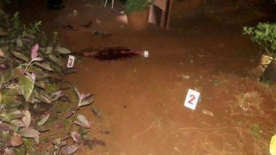 Con 12 balazos asesinaron a Leo Veras, periodista de Pedro Juan