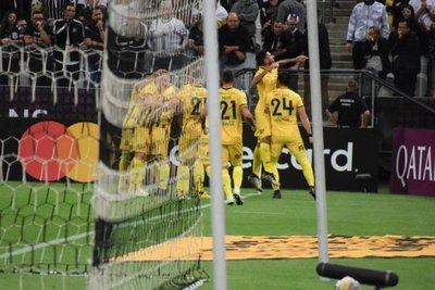 Guarani logra clasificar a la próxima fase de la Copa Libertadores tras vencer al Corinthians