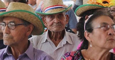 En enero se incorporaron 2.324 adultos mayores a la Pensión Alimentaria
