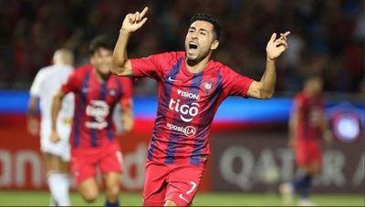 Cerro Porteño logró una victoria en la cancha e hizo fiesta en las calles