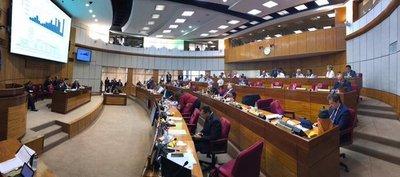 Senadores aprueban declaración de emergencia sanitaria en Paraguay por 90 días