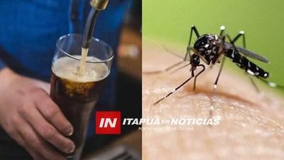 ABSTINENCIA DE BEBIDAS ALCOHÓLICAS TRAS SUPERAR DENGUE PUEDE SER DE HASTA UN AÑO.