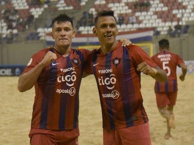 La Superliga en el COP