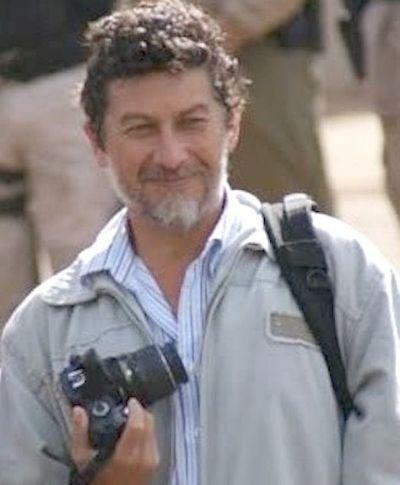 Investigan asesinato de periodista brasileño en Pedro Juan Caballero.