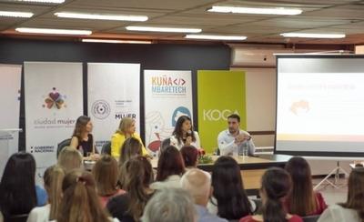 HOY / Kuña Mbaretech: herramienta para resolver desafíos de mujeres en situación de vulnerabilidad