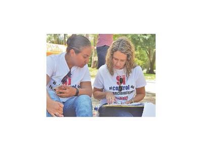 Rocío Vallejo señala que el proyecto recuperó  espíritu
