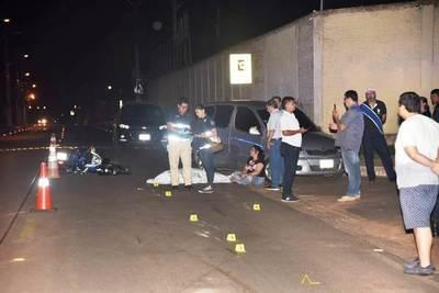 Odontólogo de la Policía muere al caer de su moto •
